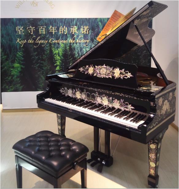 柏斯钢琴惊艳世界
