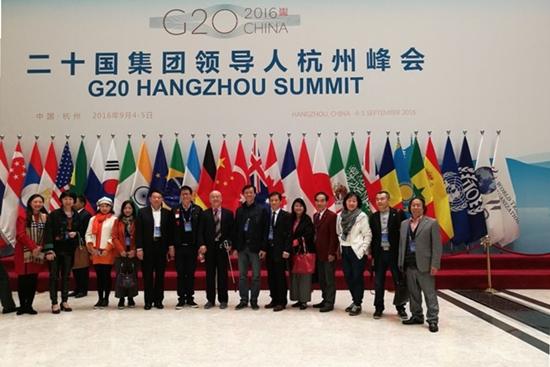 ZeJiang 美国华视 浙江G20