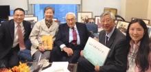 《中美友好二百年》展7月6日起在美京華人活動中心展出一週