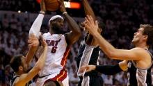 熱火力敗馬刺95-88, 贏得NBA總冠軍